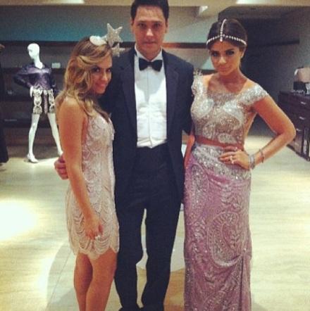 Patrícia e Thassia