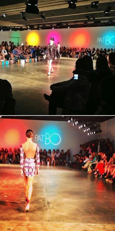 O ambiente, todo composto com luzes e puffs coloridos deram o tom da decoração do evento.