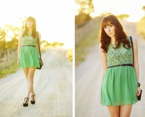 vestido+cinto